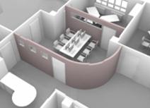 Diakonische Dienststelle hat ihre neuen Räume eingeweiht
